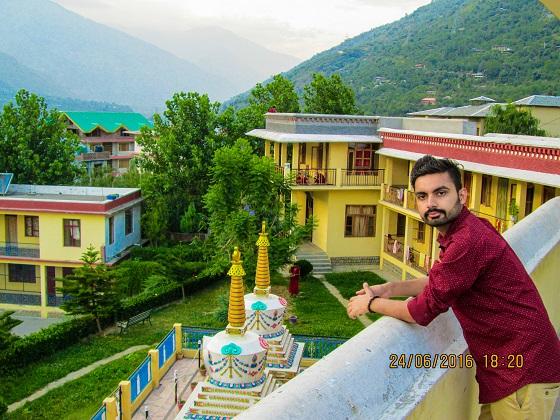 Dhakpo Shedrupling Monastery Kullu