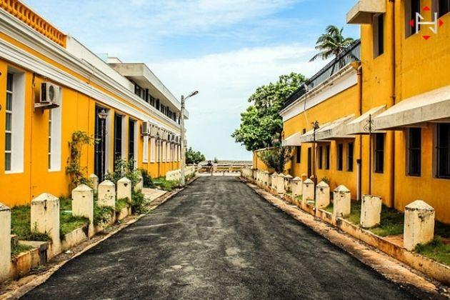 French Colony Pondicherry