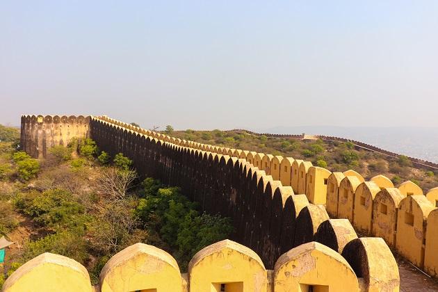 Nahargarh Defensive Fort