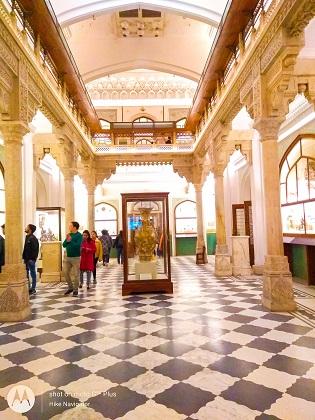 Albert Hall Museum Interior