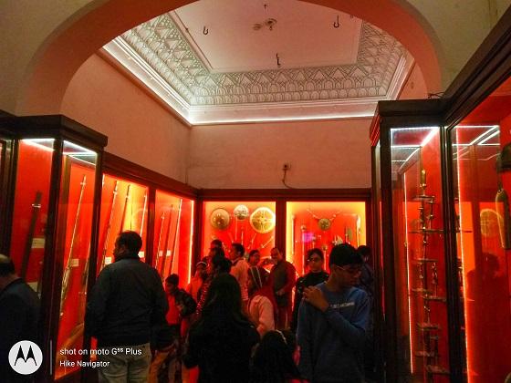 Interior Albert Hall Museum