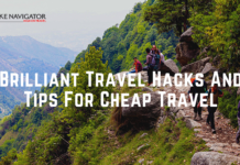 Brilliant Travel Hacks And Tips For Cheap Travel