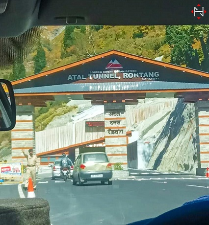 Atal Tunnel Rohtang Pass