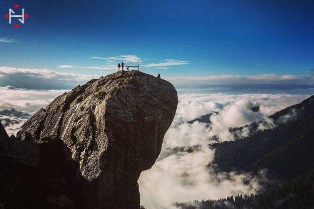 Churdhar Trek - Churdhar Peak