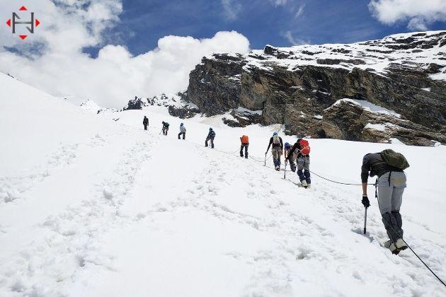 Friendship Peak Trekking