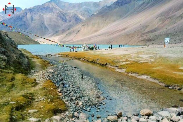 Hampta Pass Trek - Chandratal Lake
